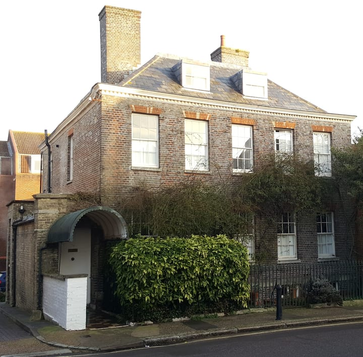 Brewmaster's House
