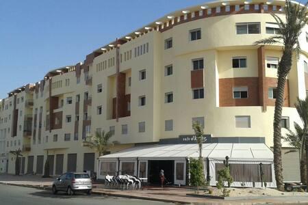 location appartement meublé ascenseur, piscine... - Agadir