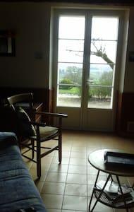 maison au calme ,vue magnifique - Ruillé-sur-Loir