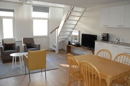 Bright apartment close to beach - Den Haag