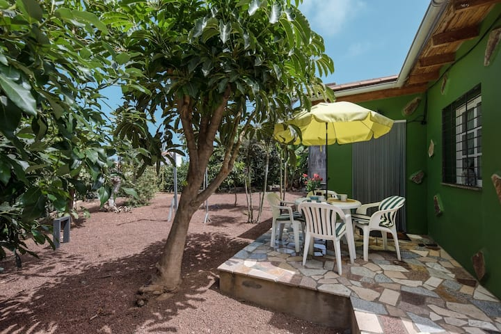 Idyllic Holiday Home Casa Gloria 3 with Garden, Terrace & Wi-Fi; Parking Available
