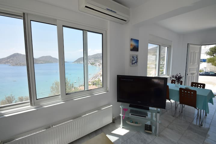 Seaside apartment in Peloponnese - Tolo - Apartamento