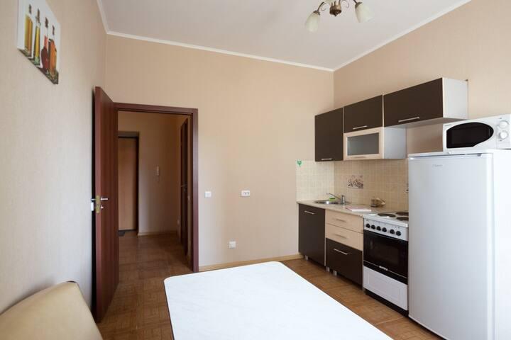 Уютная квартира на Мичурина 2д