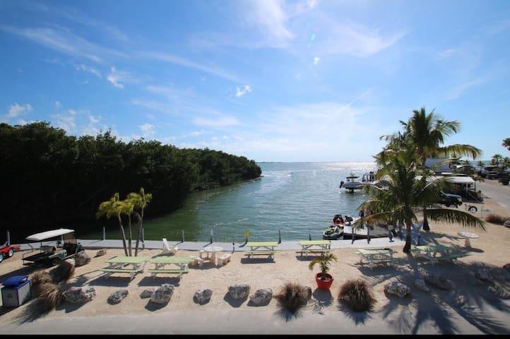 Key Largo Paradise unit 80