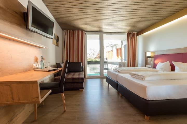 Hotel & Restaurant Sonnenhof & Sonnhalde, (Ühlingen-Birkendorf), Comfort Zimmer A