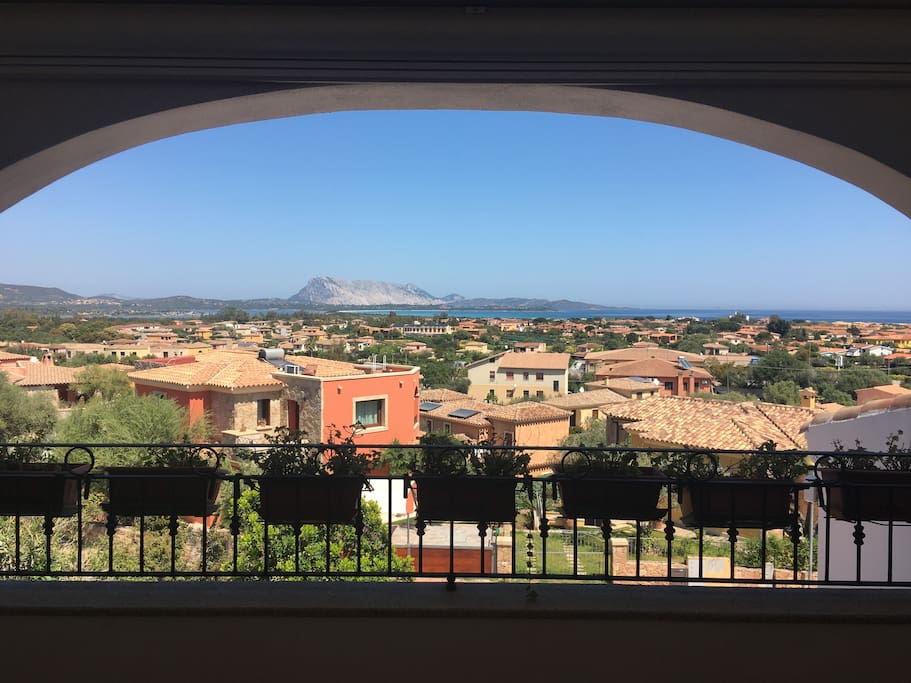 Vista dalla veranda - Porch view