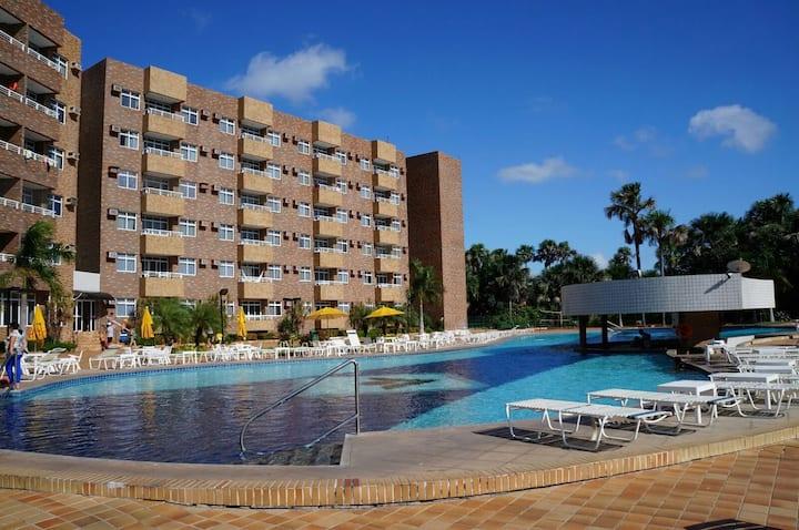 1 semana num resort
