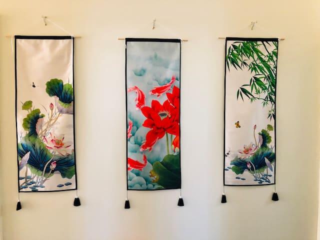 Zen Garden 禅意花园