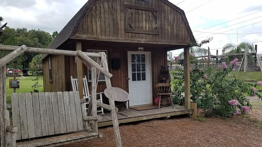 SunShine Ranch Big Cabin (Farm animals Sanctuary)