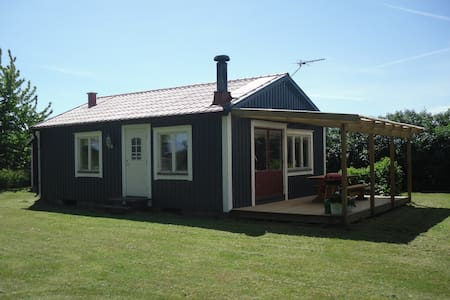Cosy cottage for up to 5 persons.