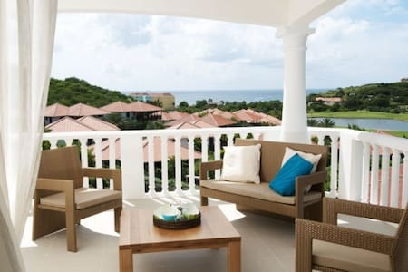 Blue bay beach appartment - Willemstad
