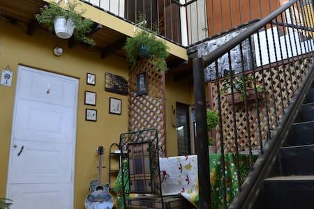Warm and homey family private room - San Antonio - 独立屋
