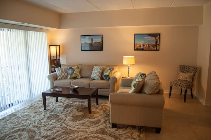 New Forest Beach Villa Condo