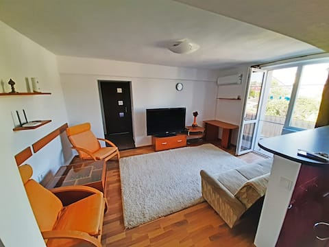 Ultra-central apartment, cozy and fully equipped