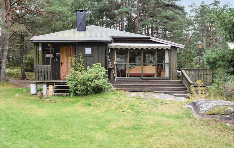 Holiday cottage with 3 bedrooms on 90m² in Kråkerøy