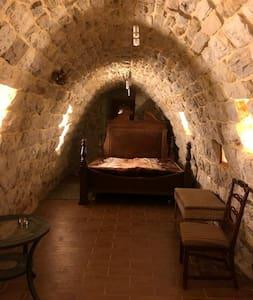 Cozy Cave House
