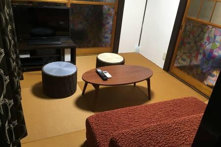 Cozy Japanese Style Flat in Ueno!! - Arakawa-ku