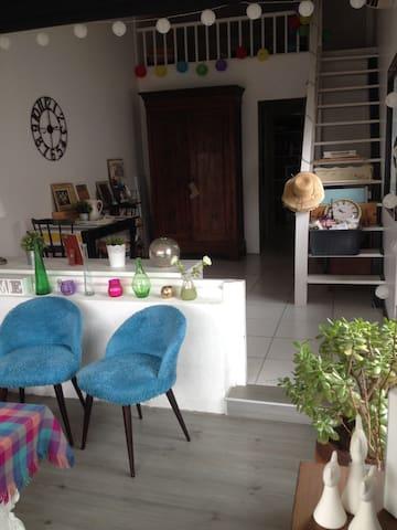 Petite maisonnette au cœur de St Paul ! - Saint-Paul-lès-Dax - House