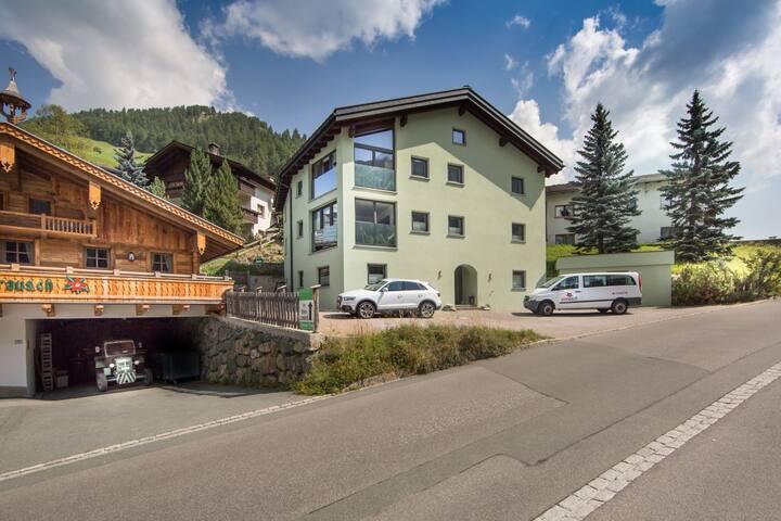 Apartment Anemone  Luxuriöse Wohnung für 4 bis 5 Personen OG