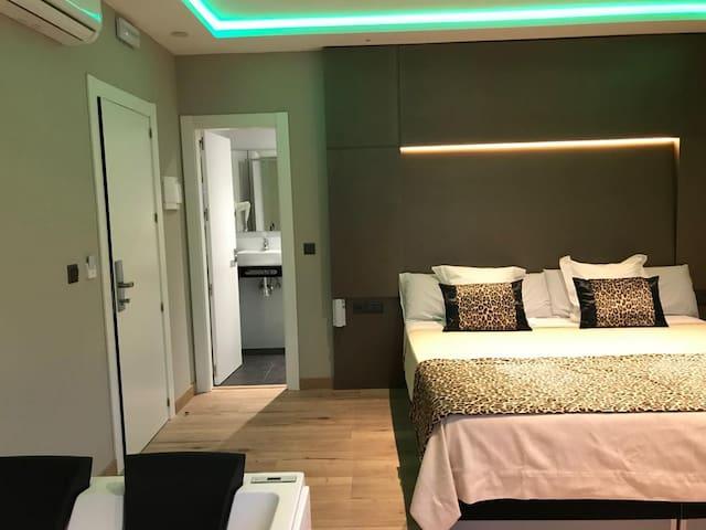 Hotel Daos - Habitación Individual Deluxe
