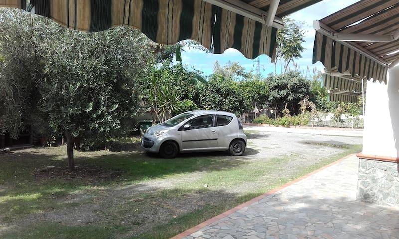 Mini appartamento nel verde a 5min dal mare - Fiumefreddo Bruzio - Appartement