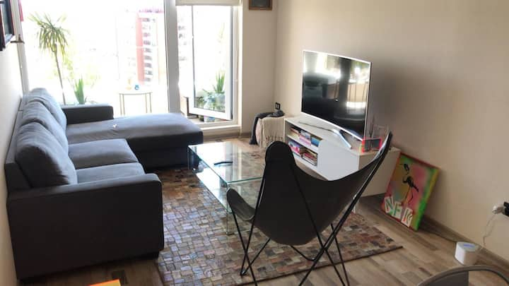 Apartamento full equipado