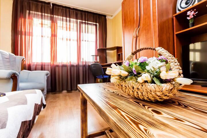 Уютная квартира для гостей города