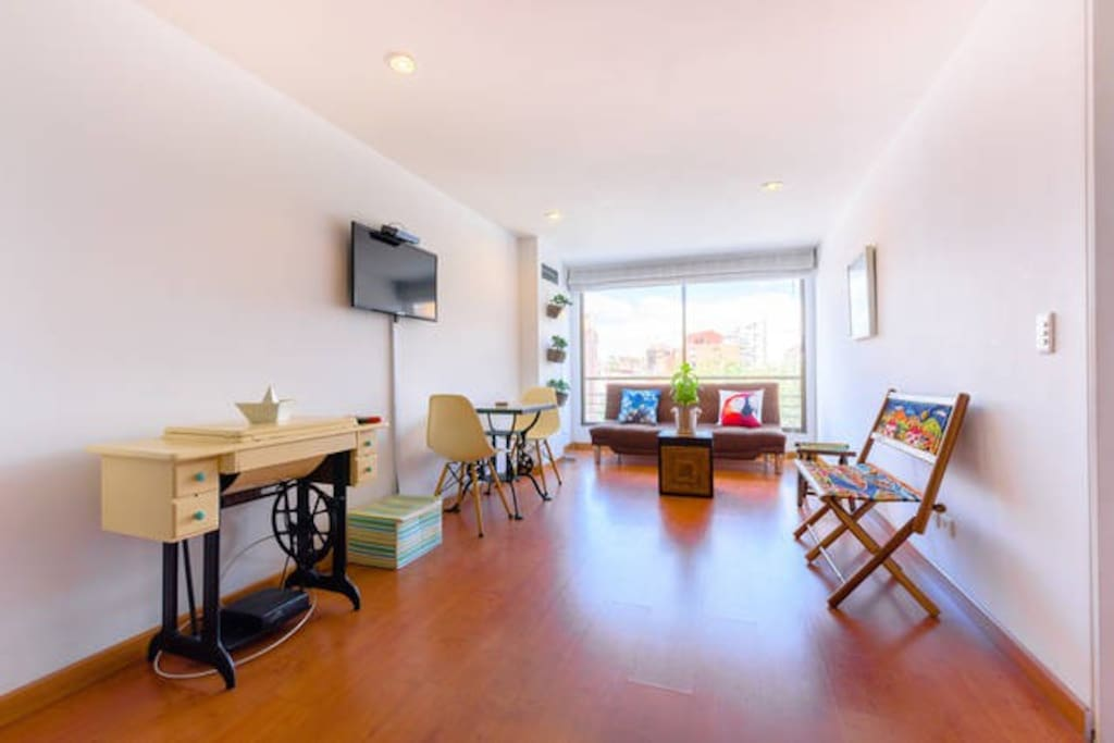 Nice decorated chapinero alto apartments for rent in bogot bogot colombia - Nice decorated apartments ...