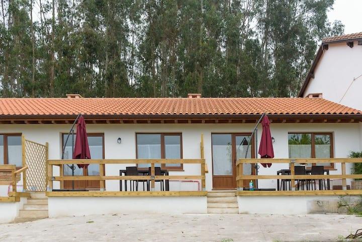 Apartamento rural en San Vicente de la Barquera 2