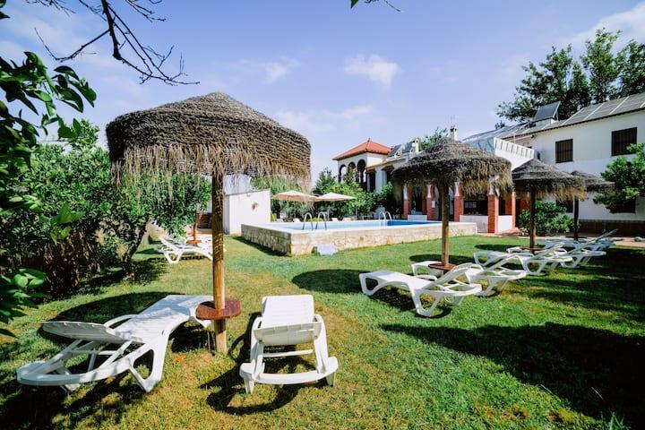villa 2. Casa Rural San Antonio