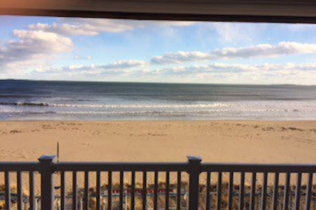 Oceanfront condo, spectacular views - Old Orchard Beach