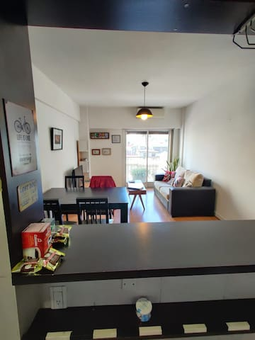 Fully equipped Palermo 2 bedrooms flat