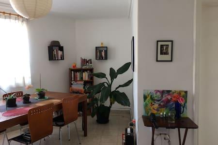 Cuarto amplio y luminoso en la Colonia Narvarte - Ciudad de México - Apartment