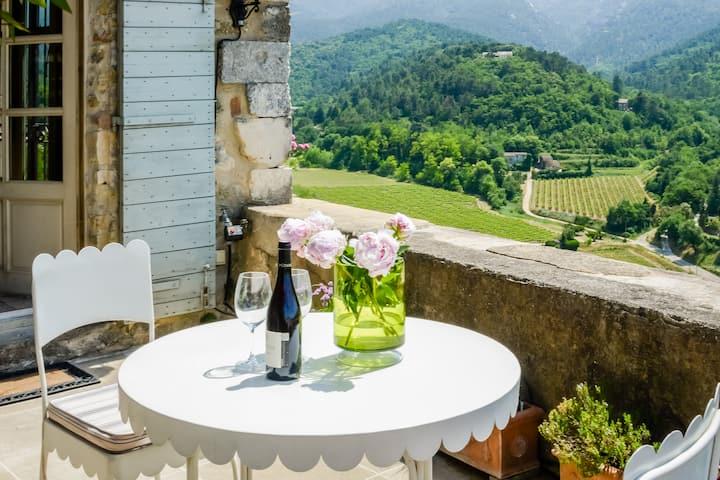 """""""Menerbes One"""", un havre de Provence romantique"""