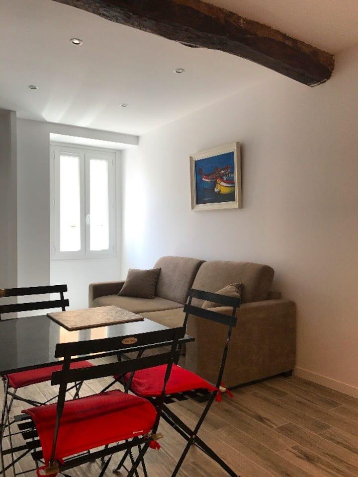 Appartement de Charme/Centre Historique, Ajaccio