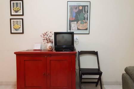 Apartamento de Artista Plástico em Caxambu