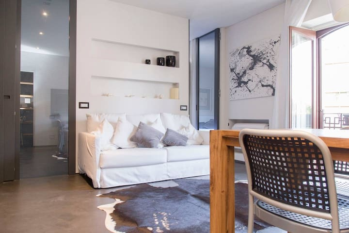 Fabulous and comfortable apt Sempione B Two rooms