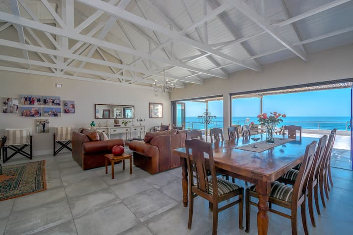 72 On North Beach Umdloti Luxury Beachfront Villa