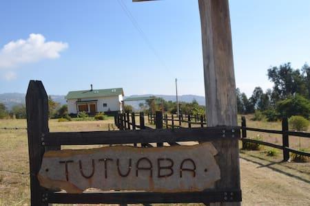 Cabaña Tutuaba