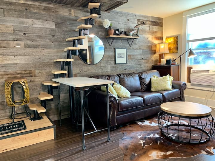 The Chic Guest Retreat in Old Town near CSU!