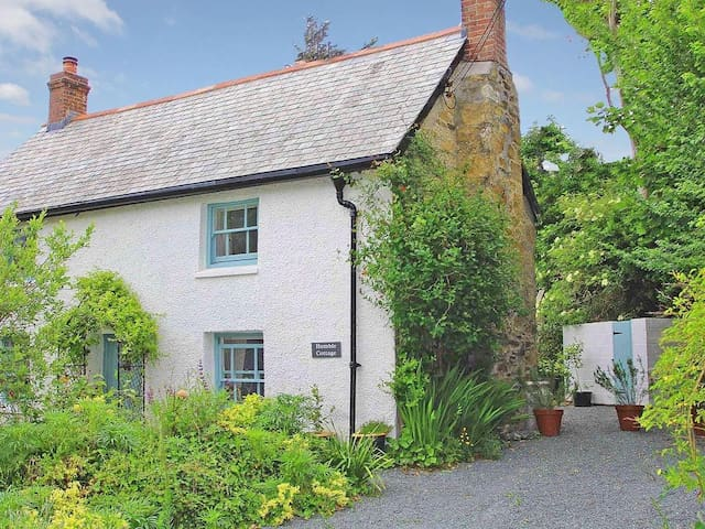 HUMBLE COTTAGE, family friendly in Newquay, Ref 959532