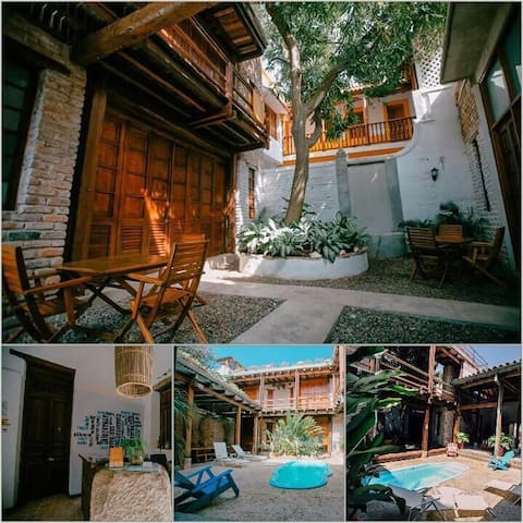 House for Rent in Cartagena, Getsemani