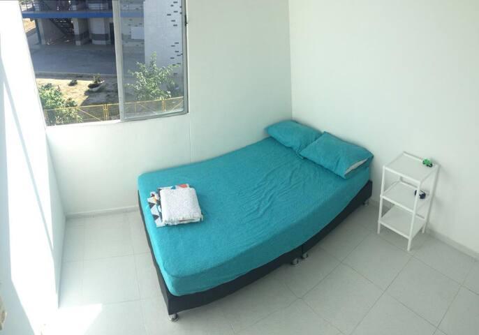 Cuarto 1. Room 1