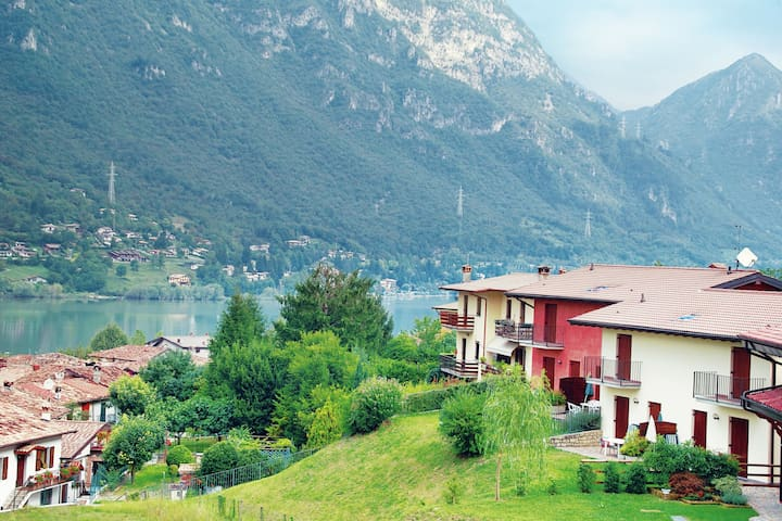 Very spacious apartment in Crone, just 500 meters from the Idro