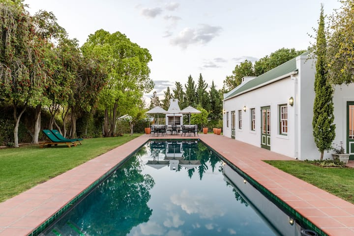 De Bergkant Lodge - True Karoo Hospitality - Suite