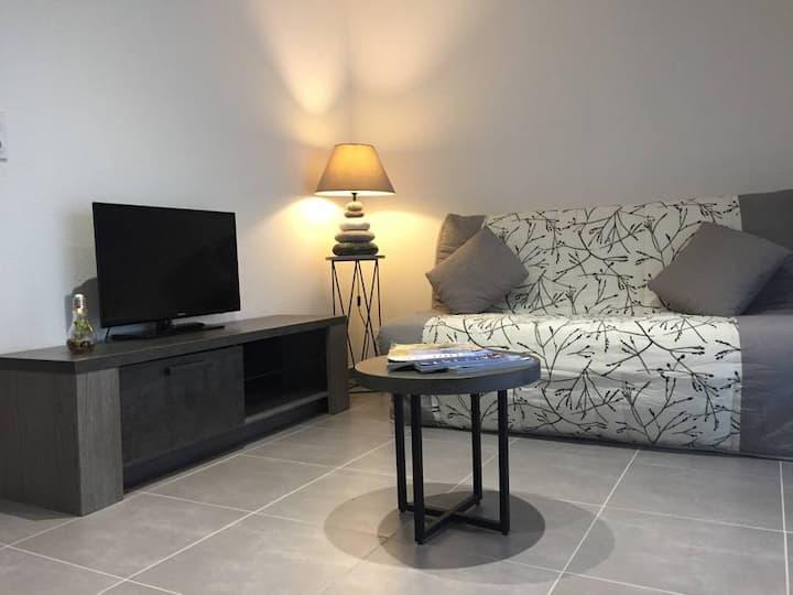 Appartement 2 pièces à Ghisonaccia