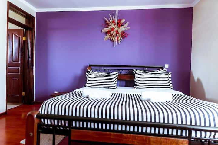 FOURWAYS JUNCTION VILLA - (MASTER BEDROOM)