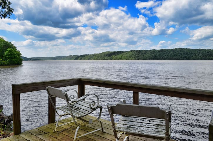 Rippling Point Lakefront House