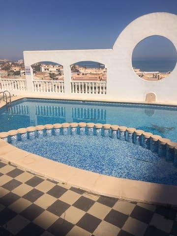 Dúplex Grande Con Vistas Al Mar - Faro de Cullera - Apartamento