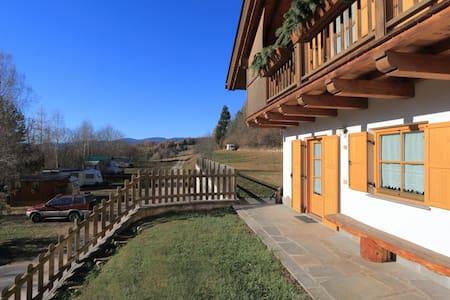 Attic apartment at agritur Perlaie - Cavalese